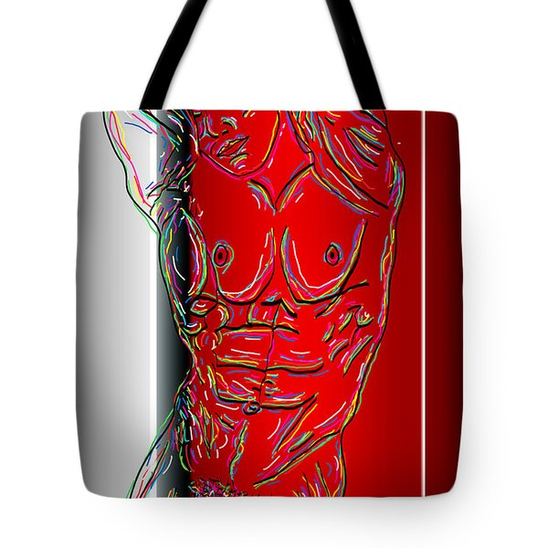 The Modern Man 3 Tote Bag