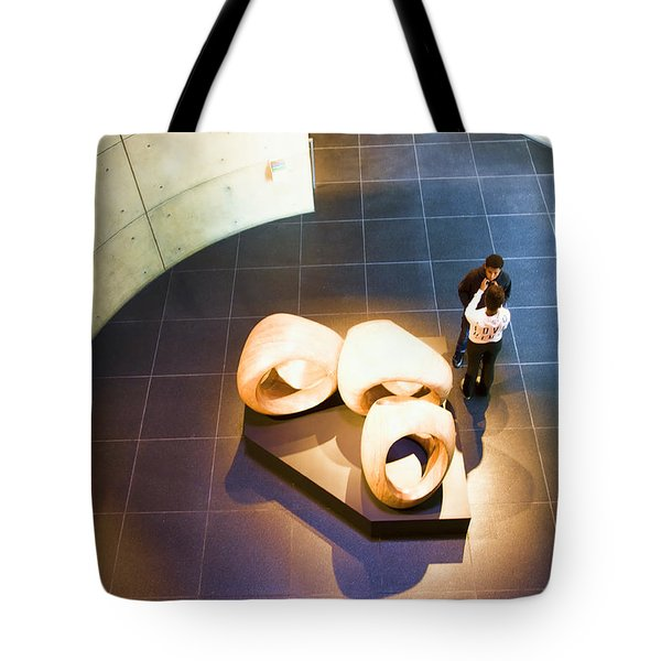 The Moment Tote Bag by Joanna Madloch