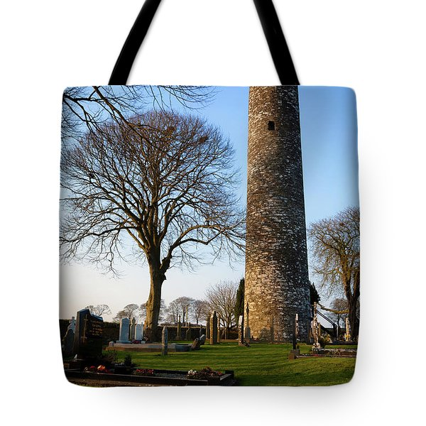 The Monastic Settlement Tote Bag