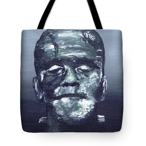 The Monster Tote Bag by Alys Caviness-Gober