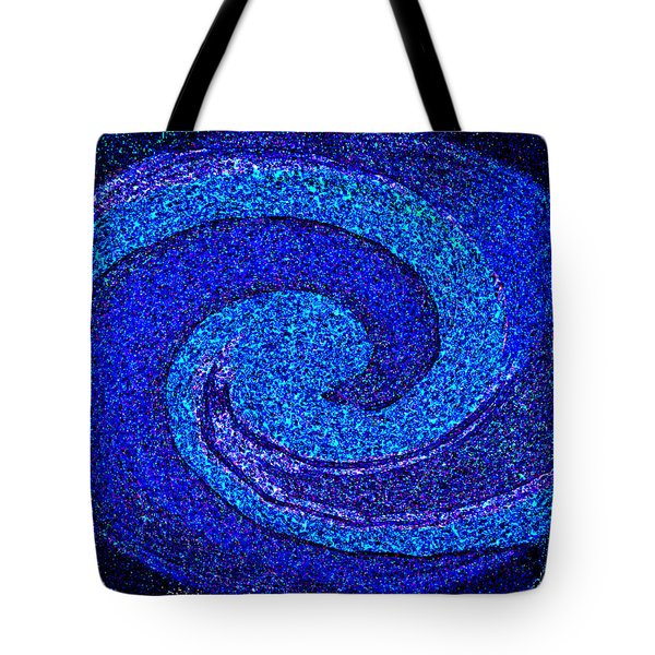 The Moon And Stars For Thee By Rjfxx. Tote Bag by RjFxx at beautifullart com