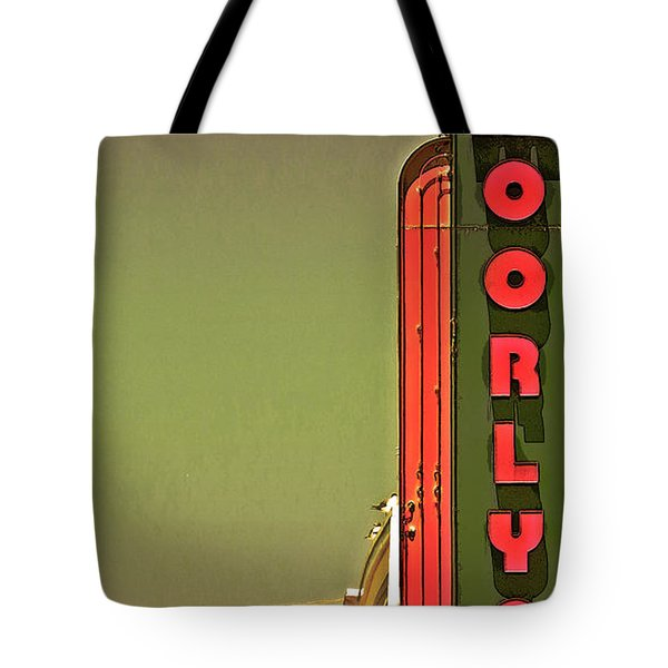 The Moorlyn At The Shore  Tote Bag