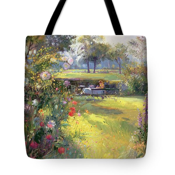 The Morning Letter Tote Bag