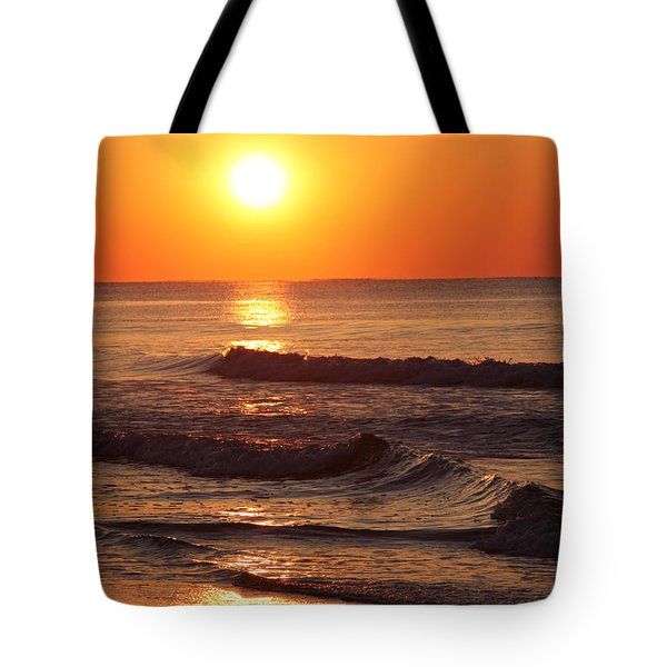 The Morning Tide Tote Bag