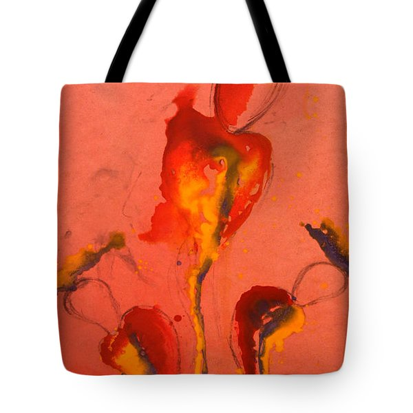 The Mortal Angels Tote Bag