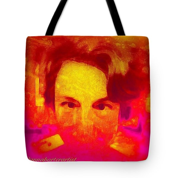 The Most Beautiful Thing ... Tote Bag