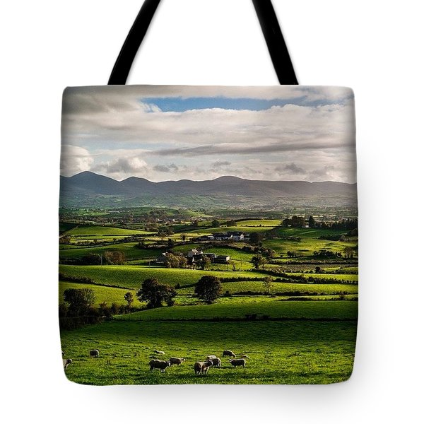 The Mournes Tote Bag
