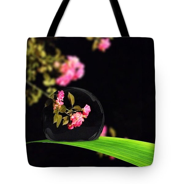 The Music Of The Night Tote Bag