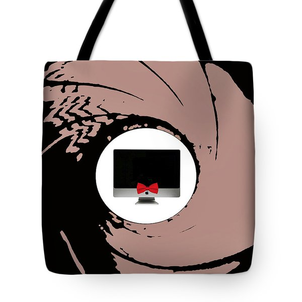 The Names Mac... Imac Tote Bag by ISAW Gallery