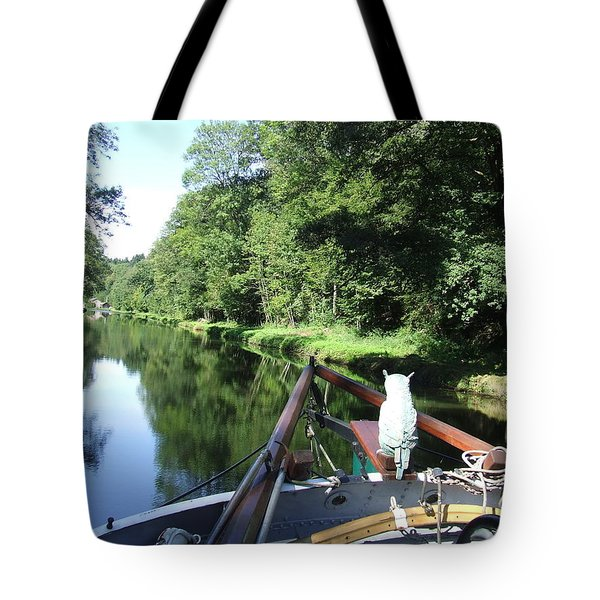 The Navigator Tote Bag