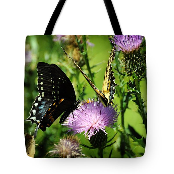 The Nectar Seekers Tote Bag