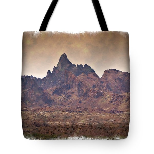 The Needles - Impressions Tote Bag
