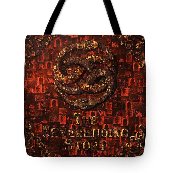 The Neverending Story Tote Bag