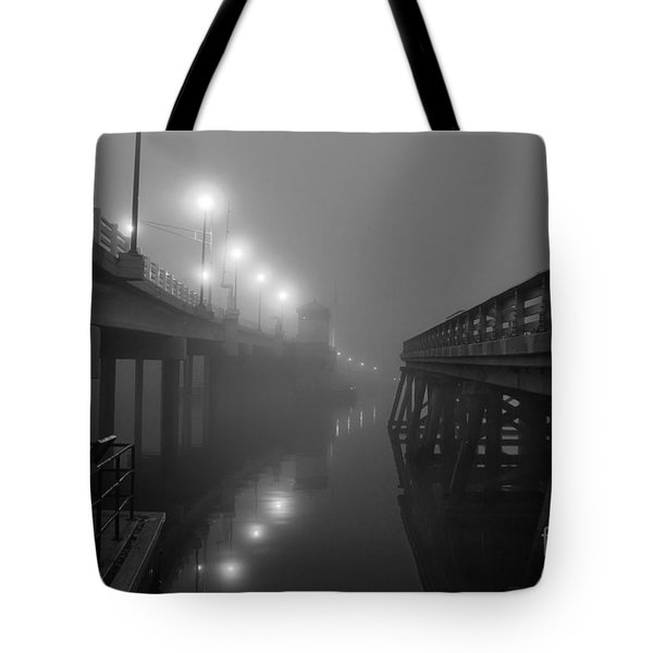 The New And Old Tote Bag