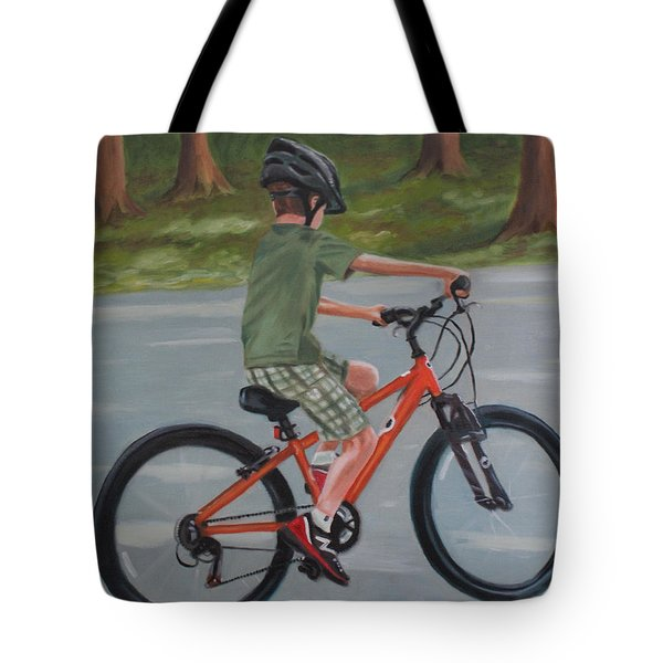 The New Bike Tote Bag