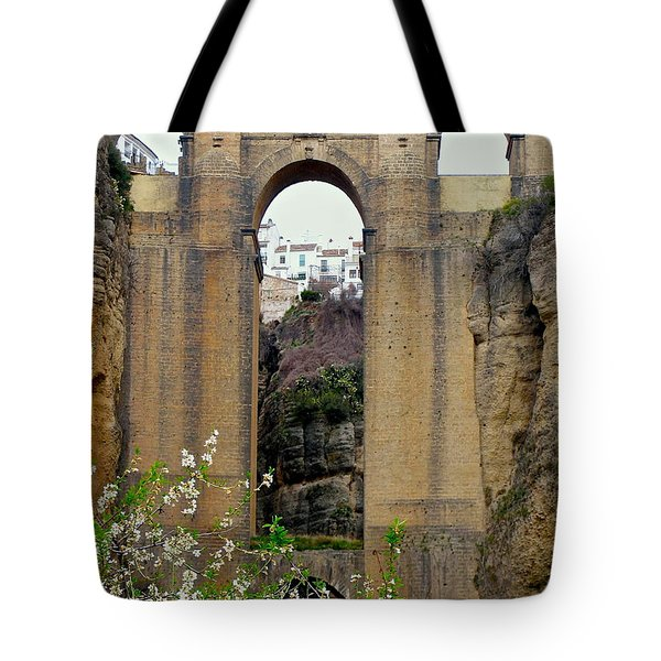 The New Bridge Tote Bag