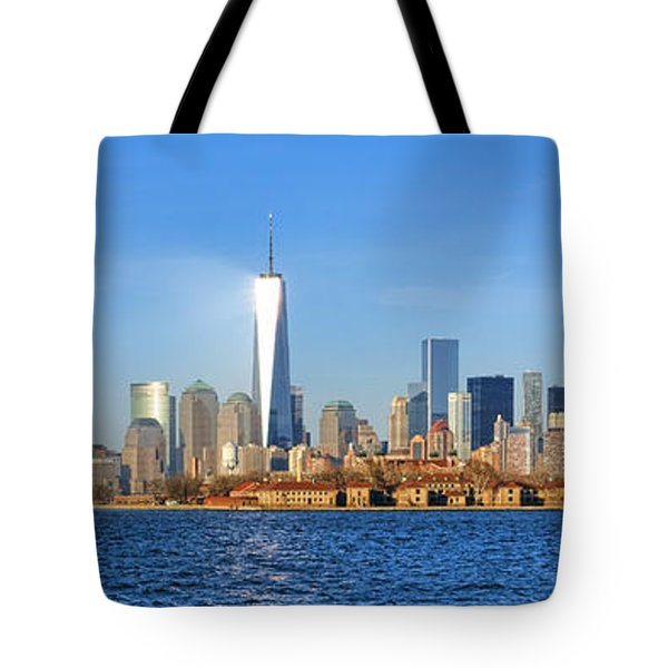 The New Manhattan Tote Bag