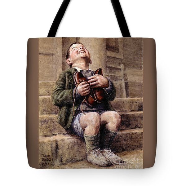 The New Shoes Tote Bag