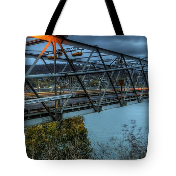 The Newell Bridge Tote Bag