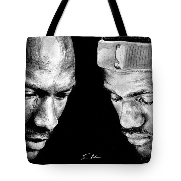 The Next One Tote Bag by Tamir Barkan