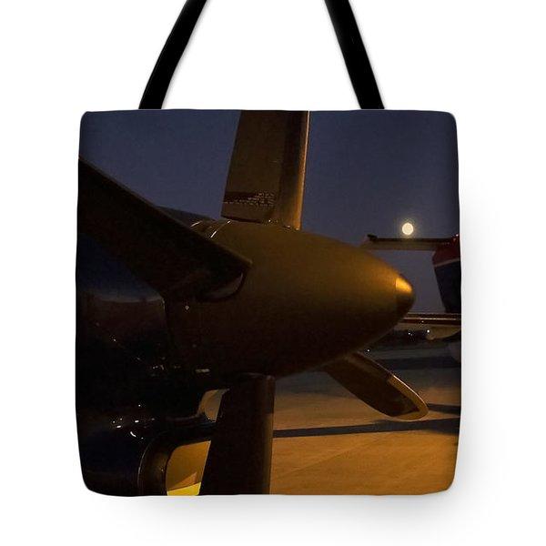 The Night II Tote Bag