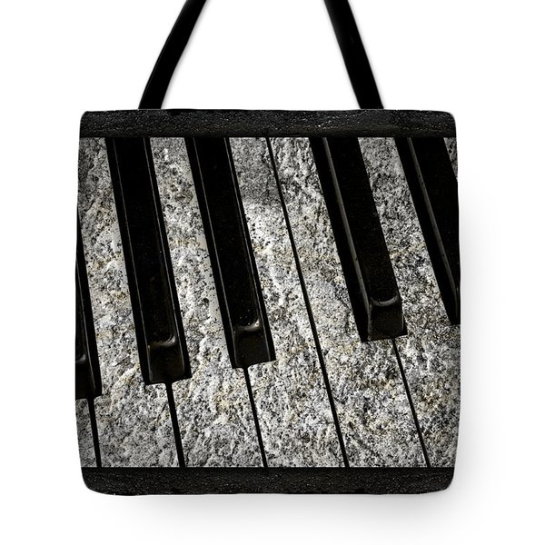 The Night The Music Died Tote Bag by John Stephens