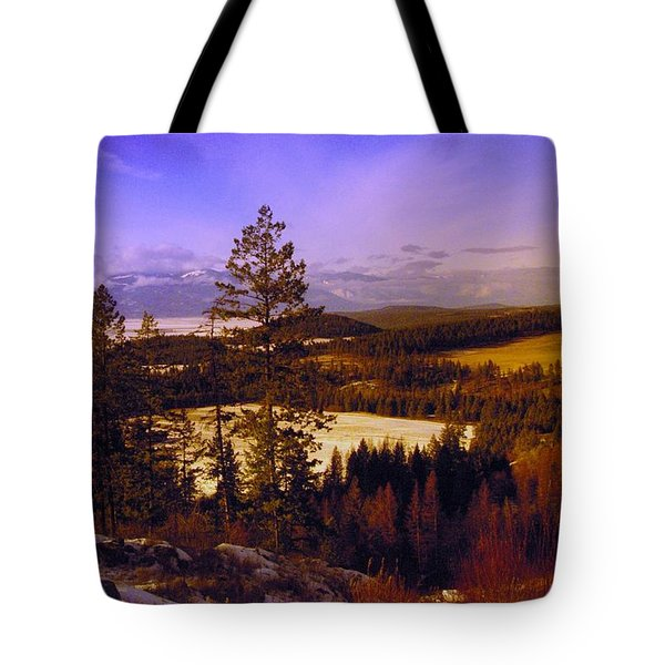 The Nile Valley Tote Bag