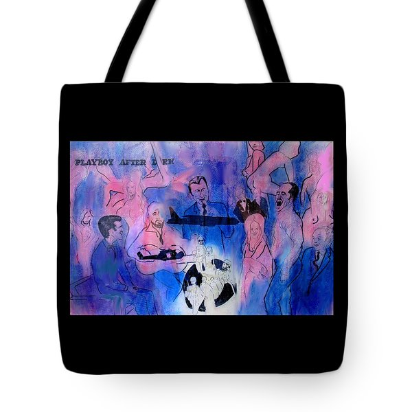 The Nineteen Sixties Tote Bag