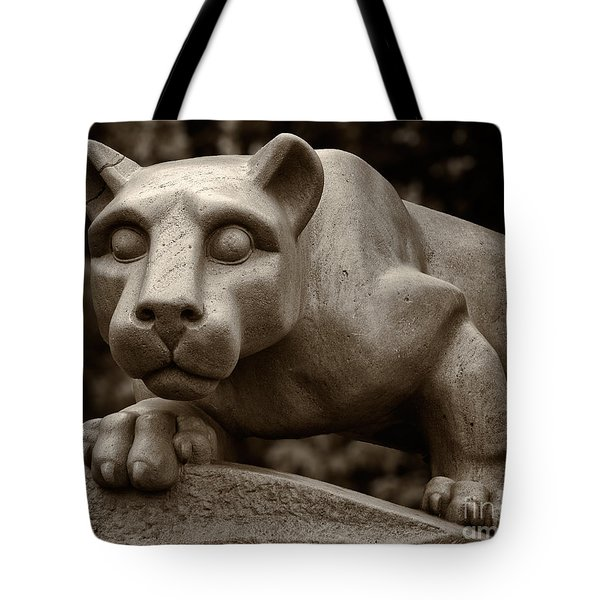 The Nittany Lion Shrine Tote Bag