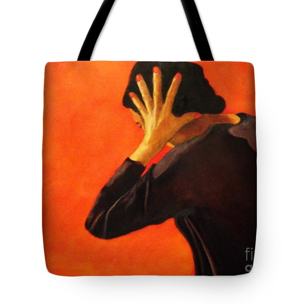 The Noise - Book Cover Design II Tote Bag