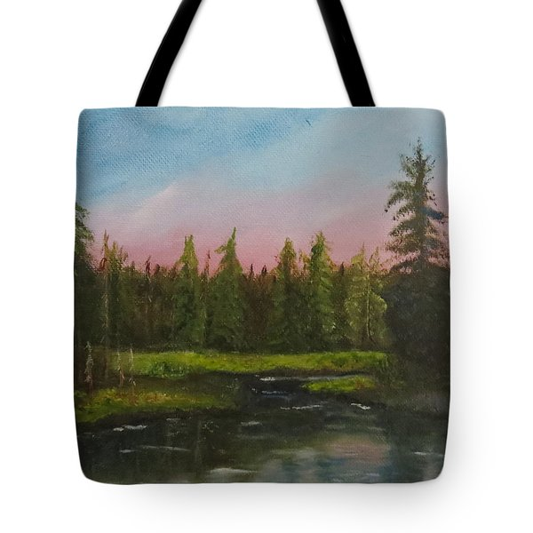 The Northeast Tote Bag