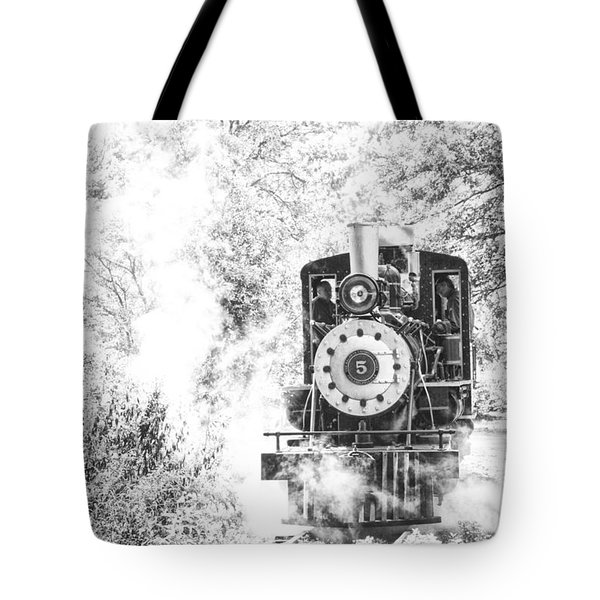 The Number Five Tote Bag by Karol Livote