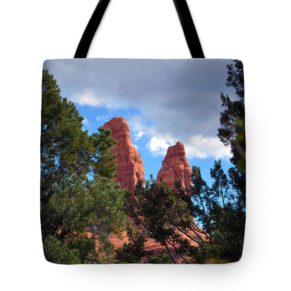 The Nuns Tote Bag