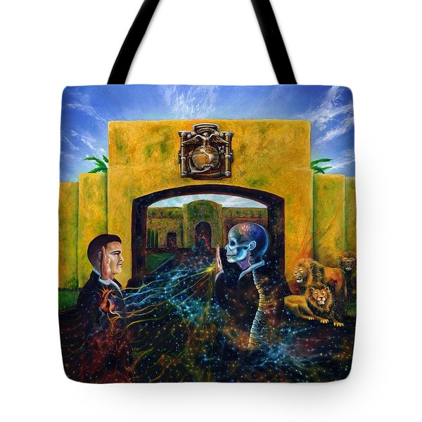 The Oath Tote Bag by Kd Neeley