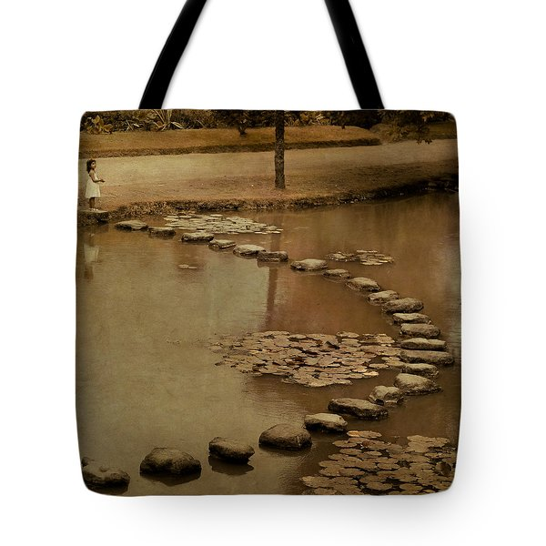 The Obstacle Is The Path Tote Bag