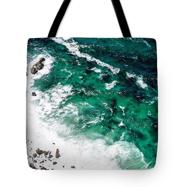 The Ocean, Cape Point Tote Bag