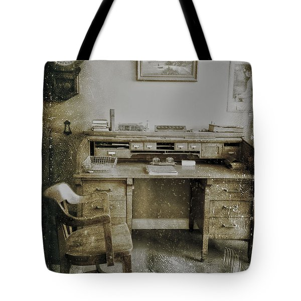 The Office  Tote Bag by Jerry Cordeiro