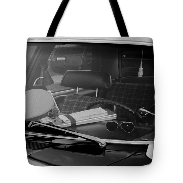 The Office On Wheels Tote Bag