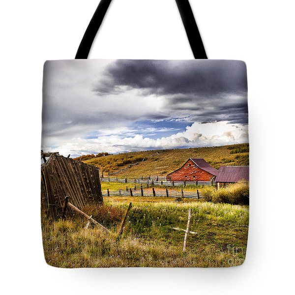 The Ol' Homestead Tote Bag