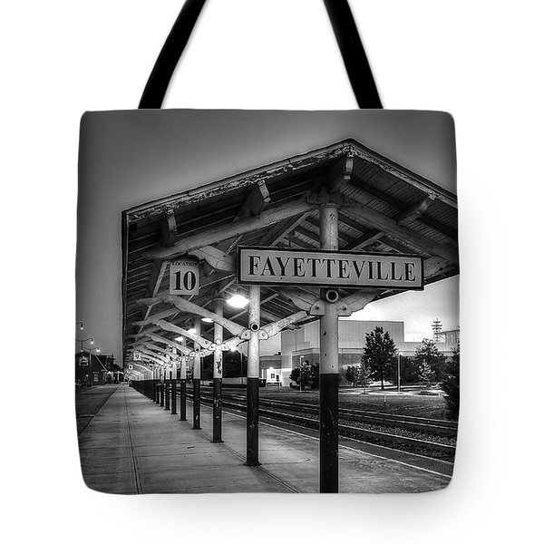 Historic 4 Tote Bag