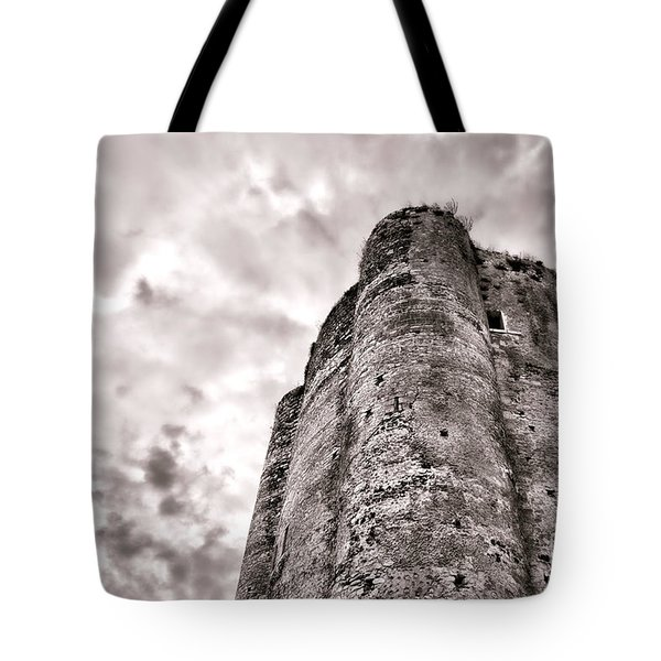 The Old Dungeon Tote Bag