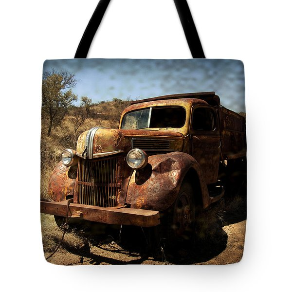 The Old Ford Tote Bag