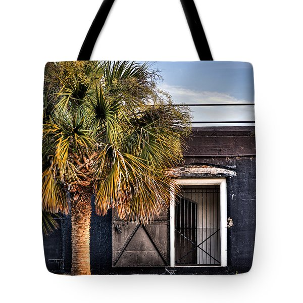 The Old Fort-color Tote Bag