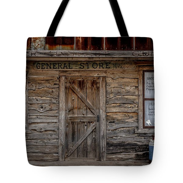 The Old General Store Tote Bag