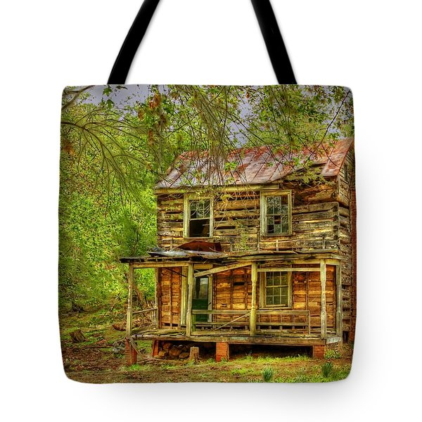 The Old Home Place Tote Bag by Dan Stone