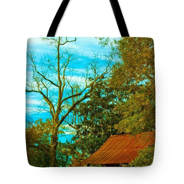 The Old Homestead 2 Tote Bag