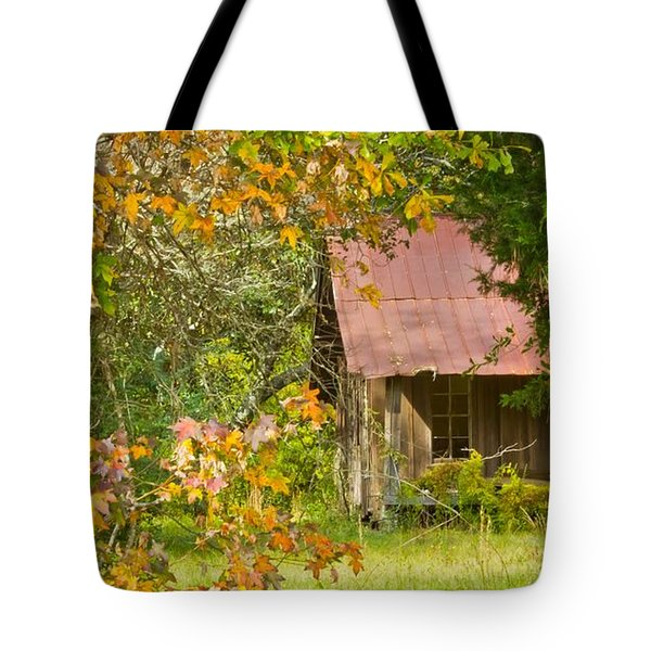 The Old Homestead 3 Tote Bag