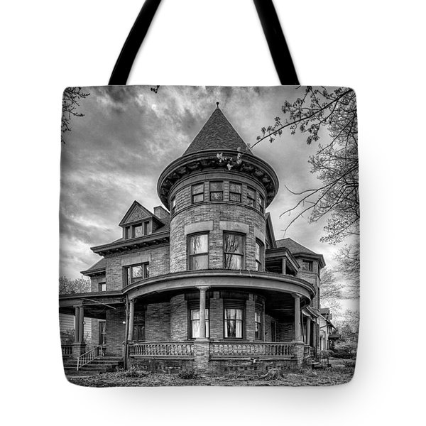The Old House 2 Tote Bag