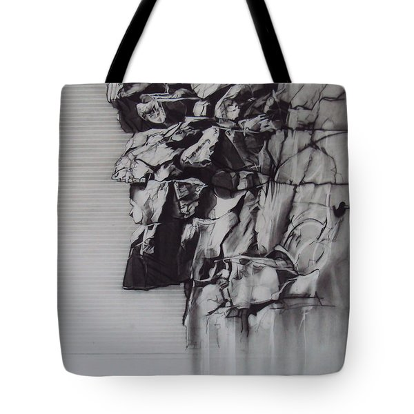 The Old Man Of The Mountain Tote Bag