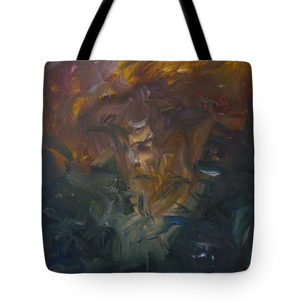 The Old Monarch Tote Bag